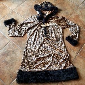 Women's Leopard Costume